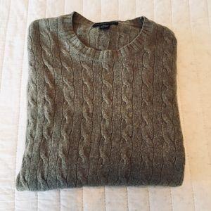 Banana Republic Cashmere Blend Sweater